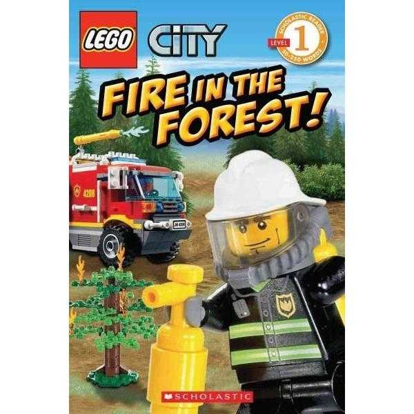 Fire in the Forest! (Scholastic Readers: Lego) | ADLE International