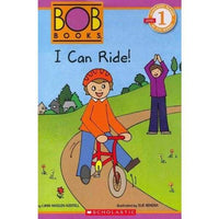 I Can Ride! (Scholastic Readers: Bob Books) | ADLE International