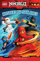 Masters of Spinjitzu (Scholastic Readers: Lego) | ADLE International