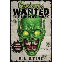 Goosebumps Wanted: The Haunted Mask (Goosebumps) | ADLE International