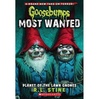 Planet of the Lawn Gnomes (Goosebumps Most Wanted) | ADLE International