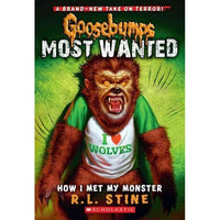 How I Met My Monster (Goosebumps Most Wanted) | ADLE International