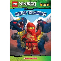 Rise of the Snakes (Scholastic Readers: Lego) | ADLE International