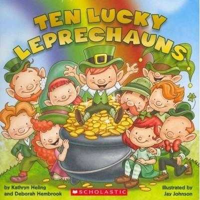 Ten Lucky Leprechauns | ADLE International