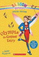 Olympia the Games Fairy (Rainbow Magic) | ADLE International
