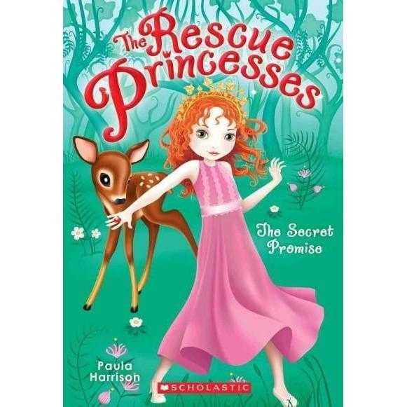 The Secret Promise (Rescue Princesses) | ADLE International