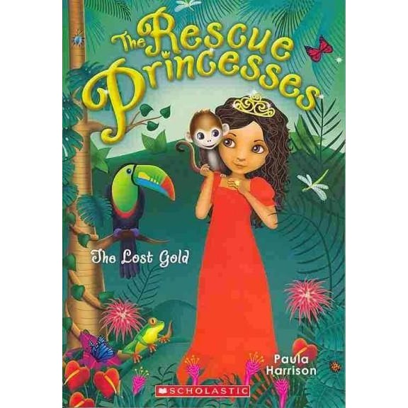 The Lost Gold (Rescue Princesses) | ADLE International