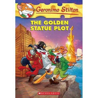 The Golden Statue Plot (Geronimo Stilton) | ADLE International