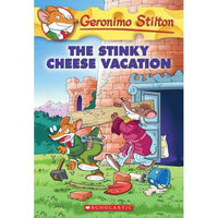 The Stinky Cheese Vacation (Geronimo Stilton) | ADLE International