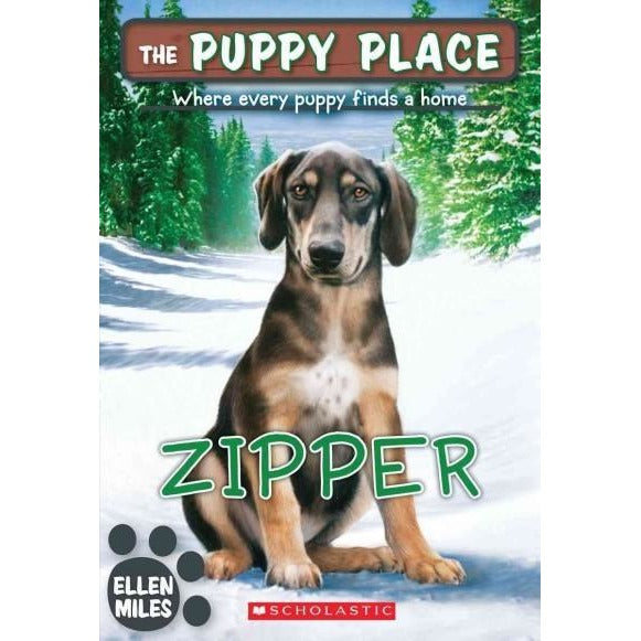 Zipper (Puppy Place)