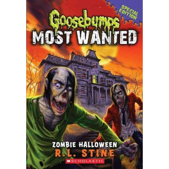 Zombie Halloween (Goosebumps Most Wanted)