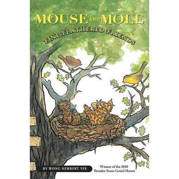 Mouse and Mole, Fine Feathered Friends (Mouse and Mole) | ADLE International