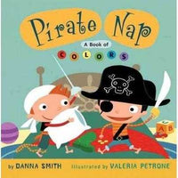Pirate Nap: A Book of Colors | ADLE International