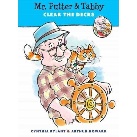 Mr. Putter & Tabby Clear the Decks (Mr. Putter and Tabby)