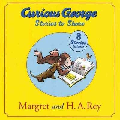 Curious George Stories to Share (Curious George)