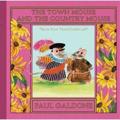 The Town Mouse and the Country Mouse (Folk Tale Classics) | ADLE International