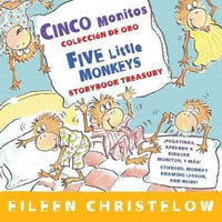 Cinco monitos coleccion de oro / Five Little Monkeys Storybook Treasury (SPANISH) (Five Little Monkeys) | ADLE International