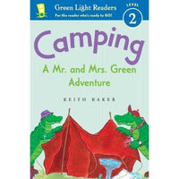 Camping: A Mr. and Mrs. Green Adventure (Green Light Readers. Level 2) | ADLE International