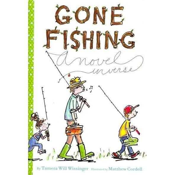 Gone Fishing: A Novel in Verse | ADLE International