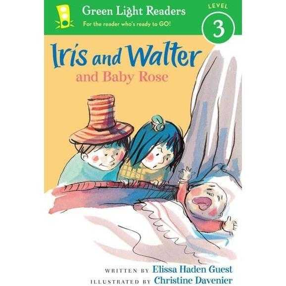 Iris and Walter and Baby Rose (Iris and Walter) | ADLE International