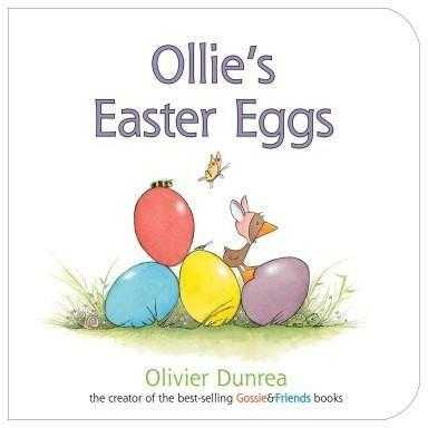 Ollie's Easter Eggs (Gossie and Friends Board Books)