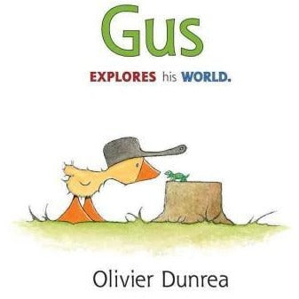 Gus: Explores His World (Gossie and Friends): Gus (Gossie and Friends)