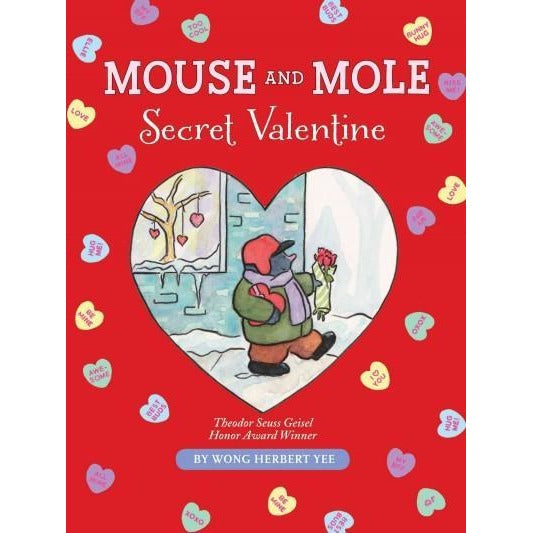Secret Valentine (Mouse and Mole)