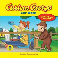 Curious George Car Wash (Curious George) | ADLE International