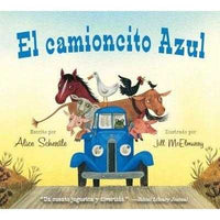 El camioncito azul / The Little Blue Truck (SPANISH) | ADLE International