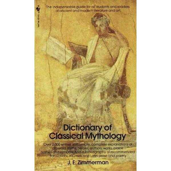 Dictionary of Classical Mythology | ADLE International