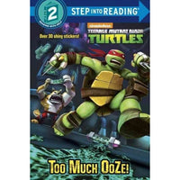 Too Much Ooze! (Step Into Reading. Step 2)