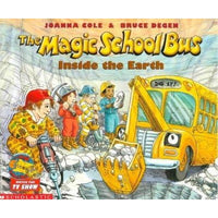 The Magic School Bus Inside the Earth (The Magic School Bus)