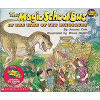 The Magic School Bus in the Time of the Dinosaurs (The Magic School Bus)