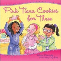 Pink Tiara Cookies for Three | ADLE International