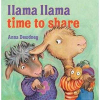 Llama Llama, Time to Share (Llama Llama) | ADLE International