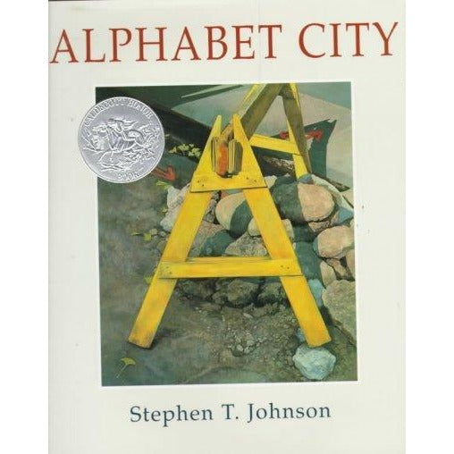 Alphabet City (Caldecott Honor Book)