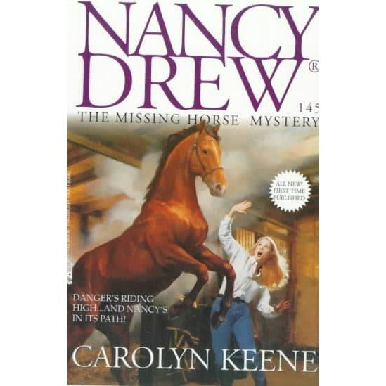 The Missing Horse Mystery (NANCY DREW)