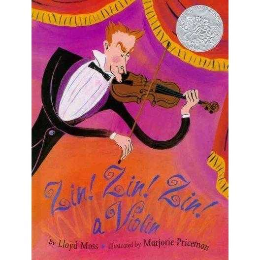 Zin! Zin! Zin!: A Violin (Caldecott Honor Book) | ADLE International