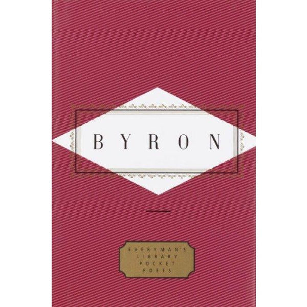 Byron: Poems (Everyman's Library Pocket Poets)