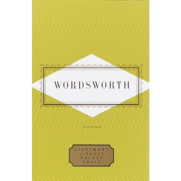 Wordsworth: Poems (Everyman's Library Pocket Poets)