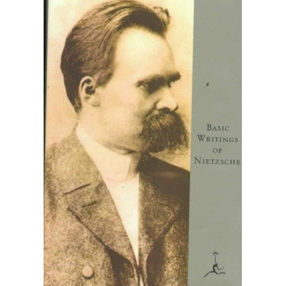 Basic Writings of Nietzsche (Modern Library)