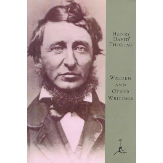 Walden and Other Writings of Henry David Thoreau (Modern Library) | ADLE International