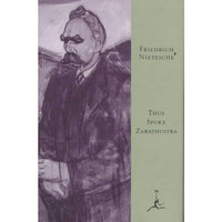 Thus Spoke Zarathustra: A Book for All and None (Modern Library) | ADLE International