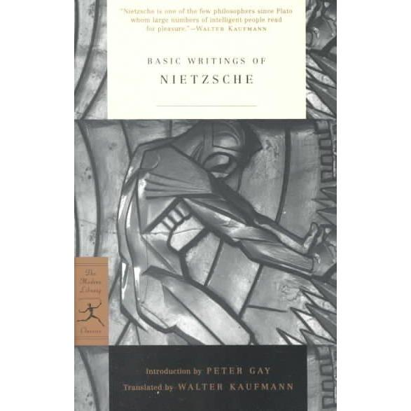 Basic Writings of Nietzsche (Modern Library Classics) | ADLE International