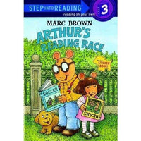Arthur's Reading Race (Step into Reading, Step 3)