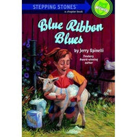 Blue Ribbon Blues (Stepping Stone Book)