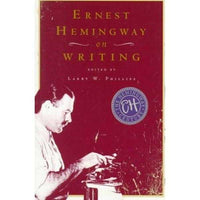 Ernest Hemingway on Writing | ADLE International