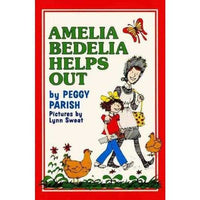 Amelia Bedelia Helps Out (Greenwillow Read-Alone)