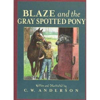 Blaze and the Gray Spotted Pony (Billy and Blaze Books)