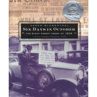 Six Days in October: The Stock Market Crash of 1929 (Wall Street Journal Book)